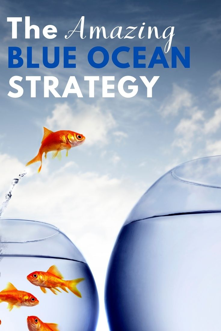 The amazing blue ocean strategy